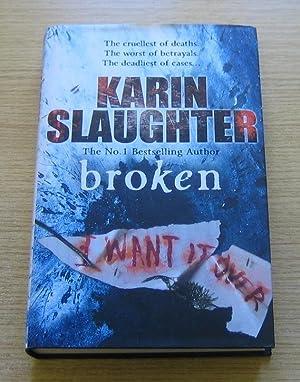 Broken.: Slaughter, Karin