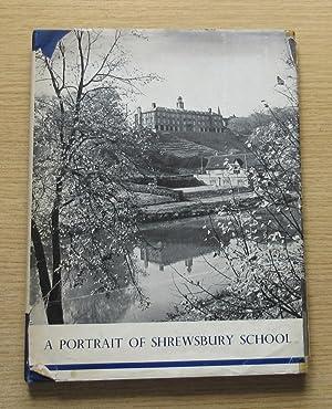 A Portrait of Shrewsbury School.: Morath, Adolf