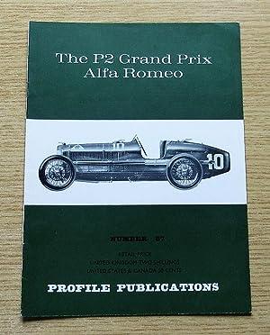 The P2 Grand Prix Alfa Romeo (Profile: Hull, Peter; Fusi.
