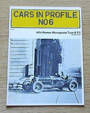 Alfa Romeo Monoposto Type B P3 (Cars: Hull, Peter