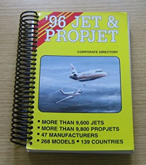 96 Jet and Propjet: Corporate Directory.: Simmonds, Peter T;