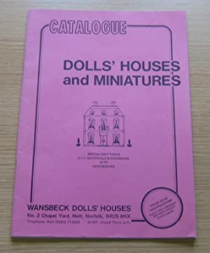Dolls' Houses and Miniatures Catalogue (Wansbeck Dolls' Houses).