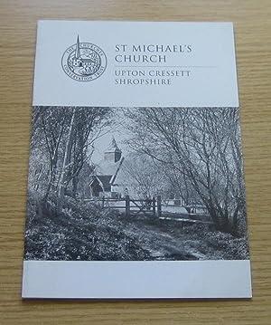 St Michael's Church, Upton Cressett, Shropshire.: Cash, William; Pike,