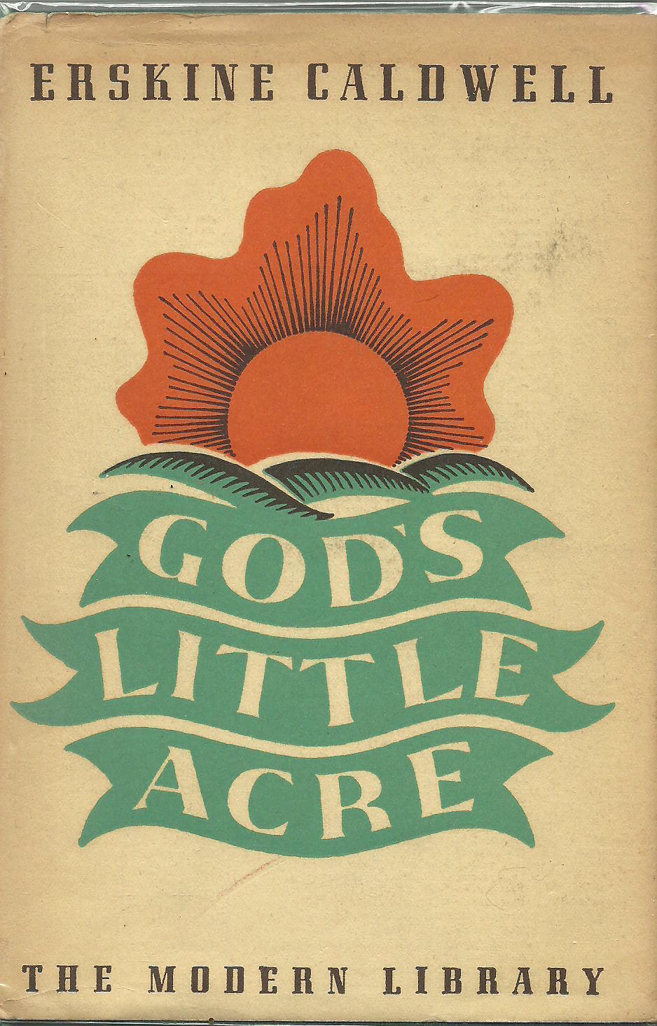 God's Little Acre Erskine Caldwell