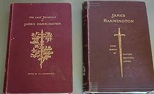 James Hannington First Bishop of Eastern Equatorial: D C Dawson