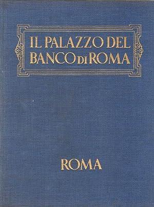 Il Palazzo Del Banco Di Roma Storia: Bocca Alessandro