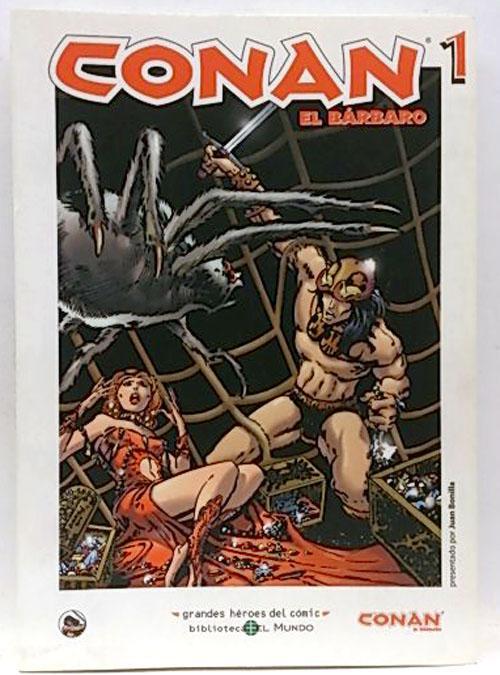 Conan el bárbaro, nº 1: Presentado por Juan Bonilla