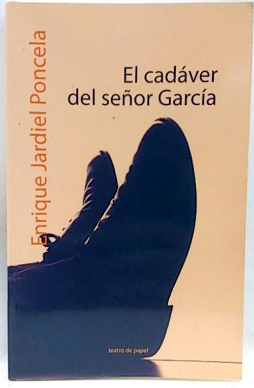El cadaver del senor Garcia (TEATRO DE PAPEL)