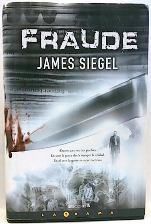 Fraude - Siegel, James (1954- )