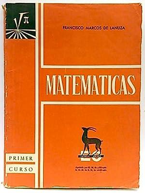 Matemáticas: Francisco Marcos de Lanuza