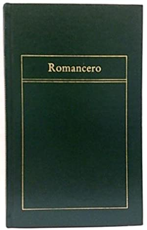 Romancero: Anonimo; Edición Lucy