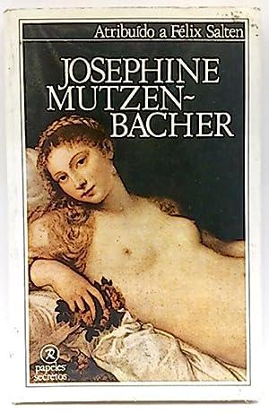 Josephine Mutzen- Bacher: Atribuido a Félix
