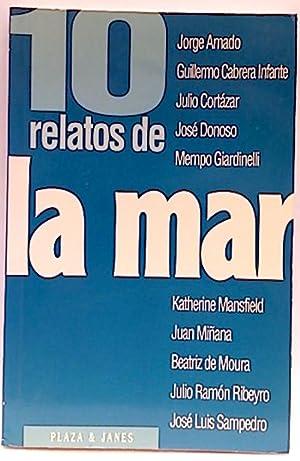 10 relatos de la mar: Amado, Jorge; Cabrera