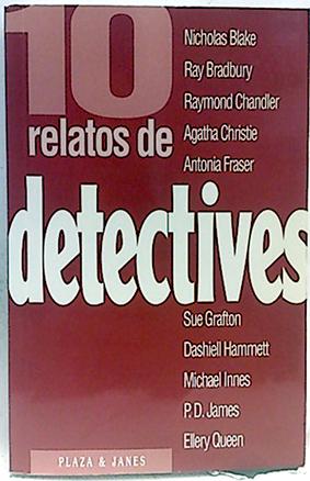 10 relatos de detectives: Blake, Nicholas