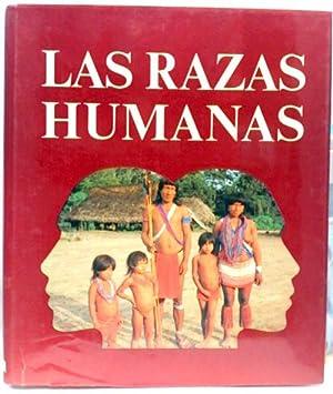 Razas humanas, las. Tomo 4: Valdés del Toro,