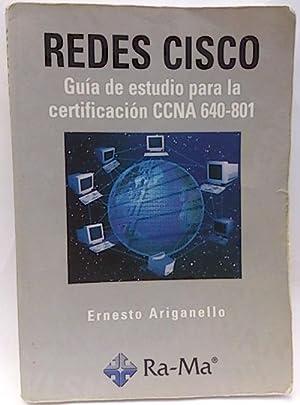Redes Cisco : guía de estudio para: Ariganello, Ernesto