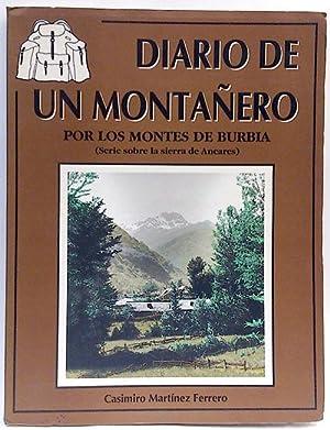 Diario de un montañero por los montes: Martínez Ferrero, Casimiro