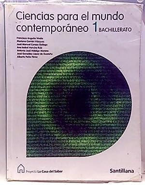 Proyecto La Casa del Saber, ciencias para: Anguita Virella, Francisco