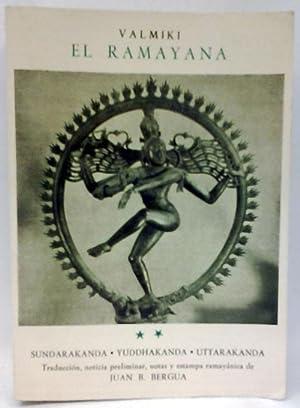 El Ramayana T. II: Valmiki