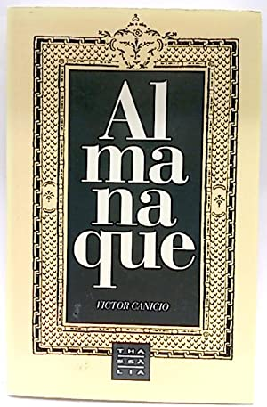 Almanaque: Canicio, Víctor