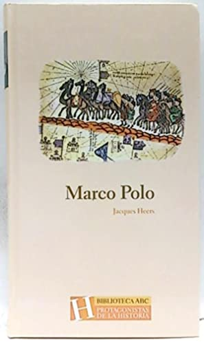 Marco Polo: Heers, Jacques