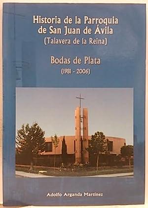 Historia de la Parroquia de San Juan: Arganda Martínez, Adolfo