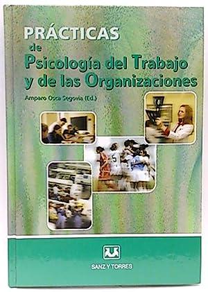 Prácticas de psicología del trabajo y de: Osca Segovia, Amparo