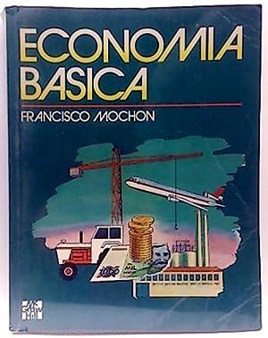 Economía básica: Mochón Morcillo, Francisco