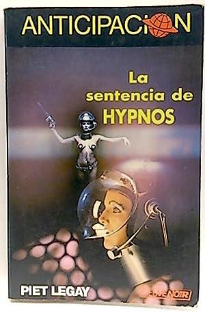Sentencia de Hypnos, la: Legay, Piet