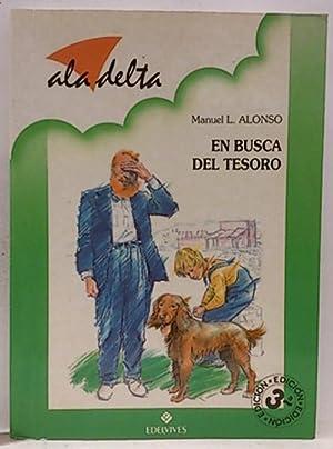 En busca del tesoro: Alonso, Manuel L.(Manuel Luis Alonso Gómez)