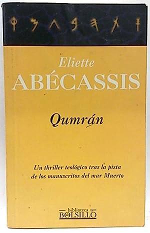 Qumrán: Abécassis, Eliette