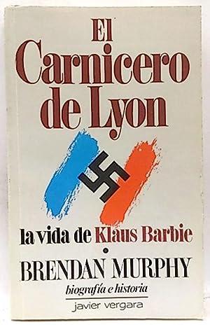 El carnicero de Lyon, la vida de Klaus Barbie: Murphy, Brendan