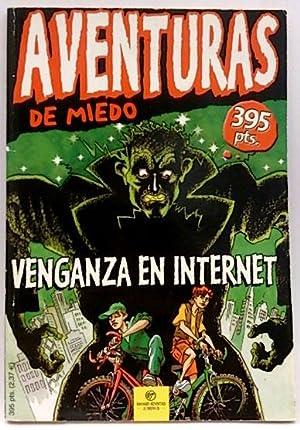 Aventuras de Miedo: Venganza en Internet: Marchand, Stêphane