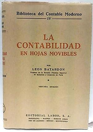 La contabilidad en hojas movibles: Batardon, León