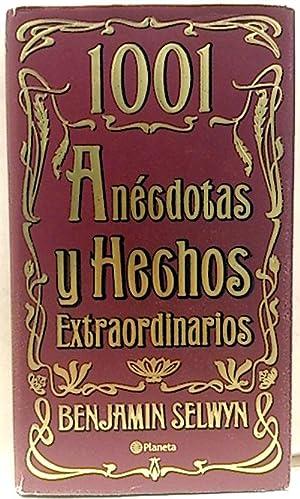 1001 anécdotas y hechos extraordinarios: Selwyn, Benjamin