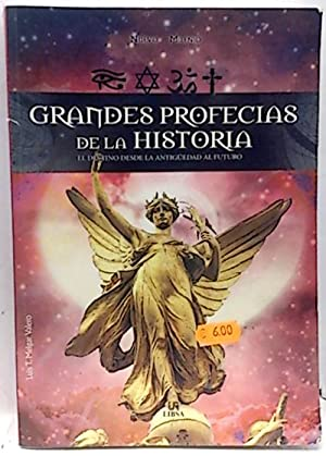 Grandes profecías del mundo: Melgar Valero, Luis