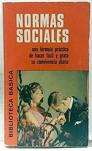 Normas sociales: Masó i Maristany, Sara