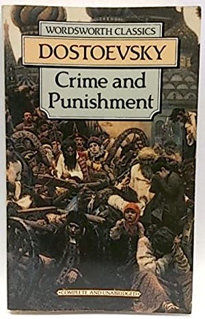 an analysis of dostoevskys crime and punishment Though its many pages and complex themes and ideas may be frustrating to undergraduate students, it cannot be denied that fyodor dostoevsky's novel crime and punishment is anything less than a literary masterpiece it explores a myriad of themes - the psychology of crime, nihilism, poverty, the idea.
