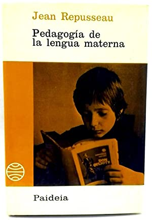 Pedagogía de la lengua materna: Repusseau, Jean
