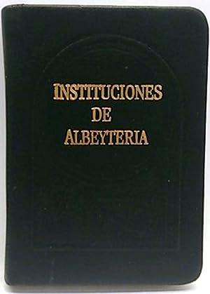 Instituciones de Albeyteria, tratado quintode las clases: García Cabero, F.