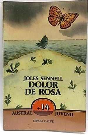 Dolor de rosa y otros cuentos: Sennell, Joles