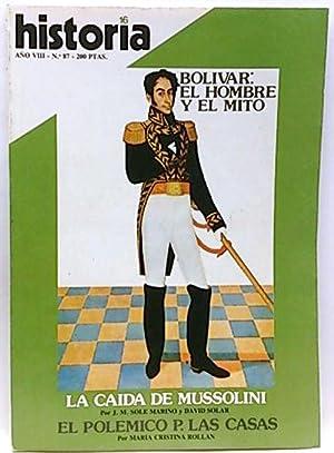 Historia 16 [revista]. Año VIII- nº 87.: Autores, Varios