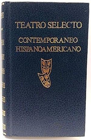 Teatro selecto contemporáneo Hispanoamericano, Tomo III: Arrivi, Francisco; Sel.