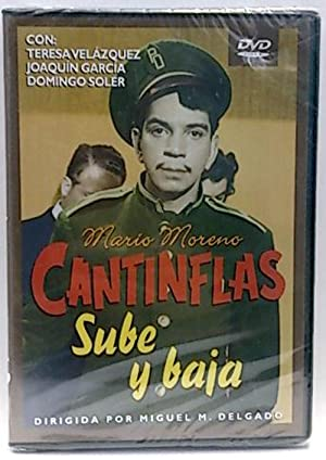 Sube y baja DVD: Teresa Velázquez; Delgado,