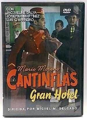 Gran Hotel DVD: Delgado, Miguel M.;