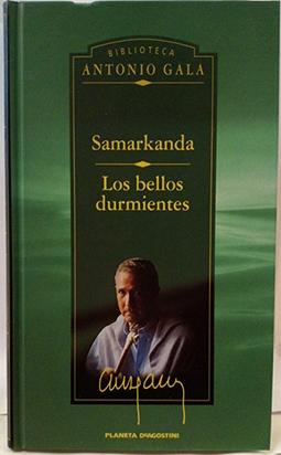 Samarkanda -Los bellos durmientes: Gala, Antonio
