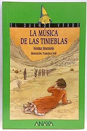 La música de las tinieblas: Sturniolo Pineyro, Norma