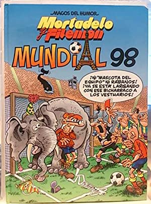 Mortadelo Y Filemón. Mundial 98