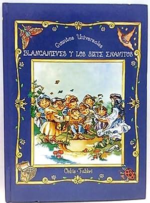 Cuentos universales. Blancanieves y los siete enanitos: Equipo
