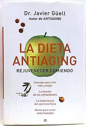 La dieta antiaging: Güell Peris, Javier